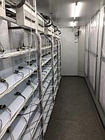Утепленный контейнер 20 фут. для МАЙНИНГА на 140ед. Antminer S9