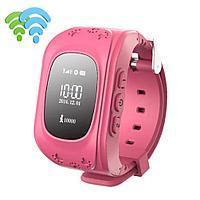 Детские смарт-часы Q50 с GPS, фото 1