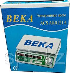 Настольные торговые электронные весы BEKA ACS AR0121A 35 кг