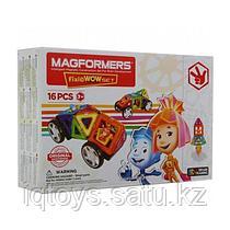Магнитный конструктор Magformers Wow Set (16 деталей)