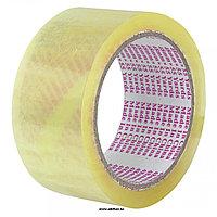 Упаковочный скотч прозрачного цвета 48ммХ55мХ38мкм
