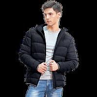 Мужская куртка с капюшоном, StanAir, 81, Чёрный (20), XL/52