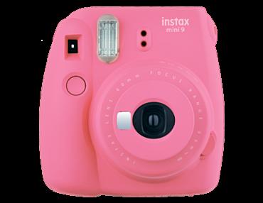 INSTAX MINI 9 pink