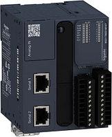 Модульный Базовый блок М221-16IO транзист источник