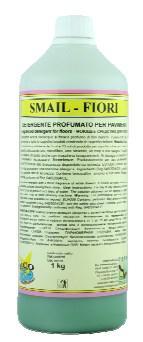 Очиститель для пола Chem-Italia Smail Fiori