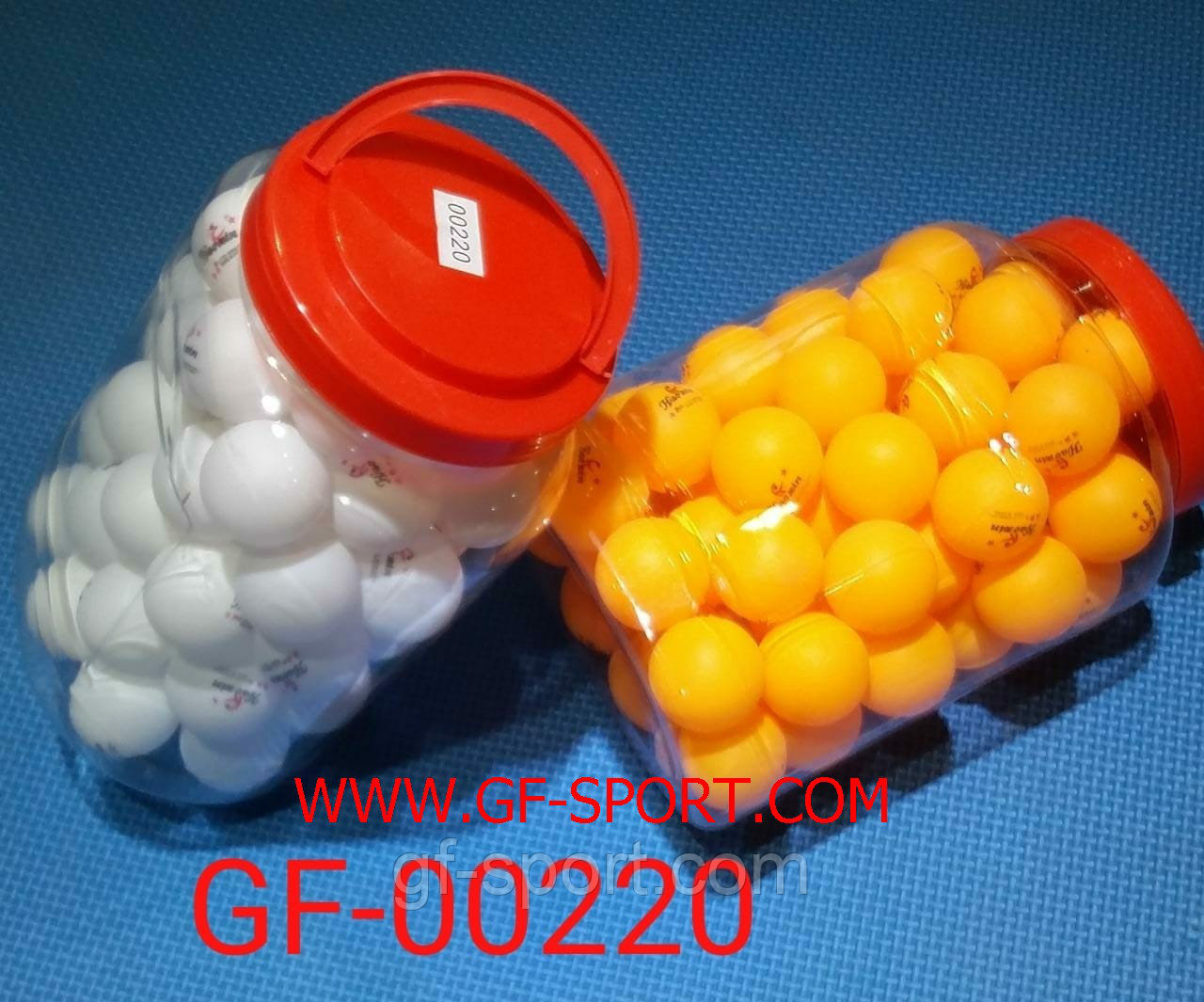Мячи для настольного тенниса 00220