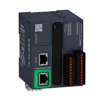 Модульный Базовый блок М221-16IO реле Ethernet пружинные разъемы