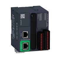 Модульный Базовый блок М221-16IO транзист источник Ethernet пруж разъемы