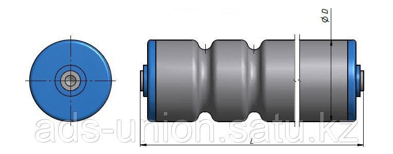 Ролик приводной (изготовление), фото 2