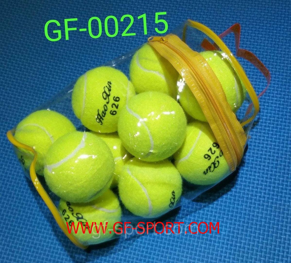 Теннисные шарики 00215