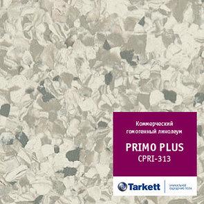 Коммерческий гомогенный линолеум PRIMO PLUS - Primo 313