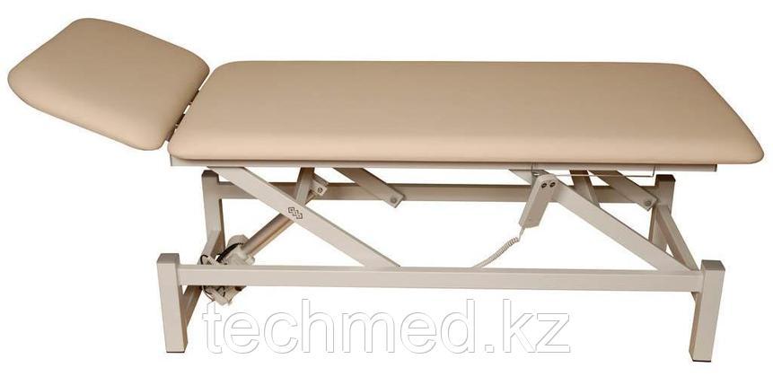 Медицинская кушетка BTL-1300 Basic с 2 секциями, фото 2