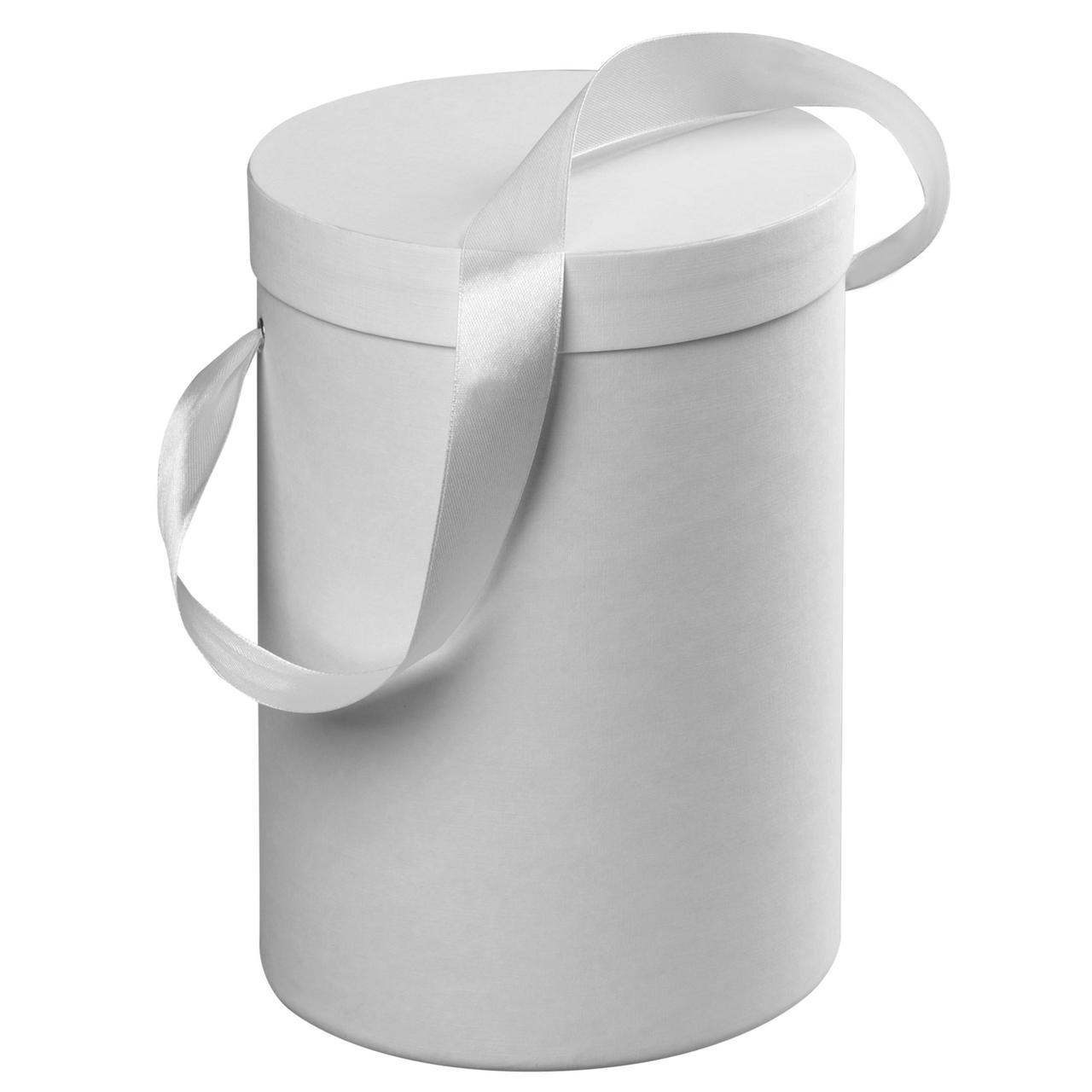 Подарочная коробка Rond, белая