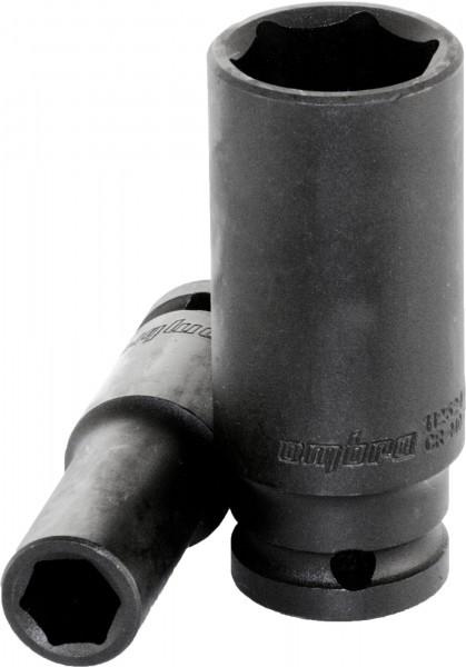 "112519 Головка торцевая ударная глубокая 1/2""DR, 19 мм"