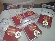 Коробочки для медалей на заказ