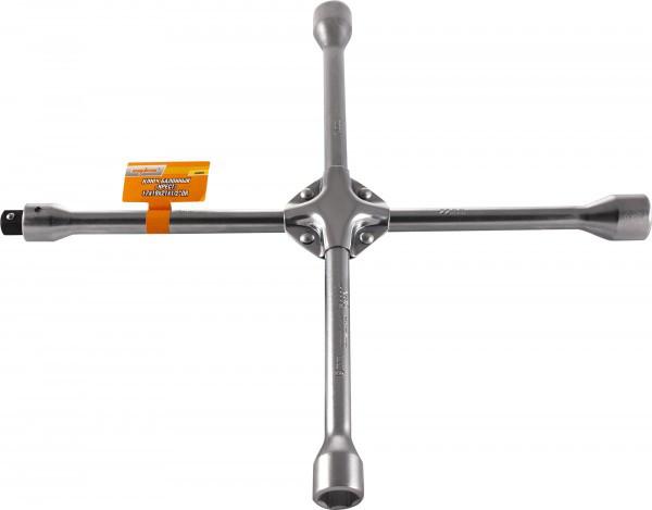 """Ключ баллонный крестообразный 17х19х21х22 мм, вставка 1/2""""DR A90003"""