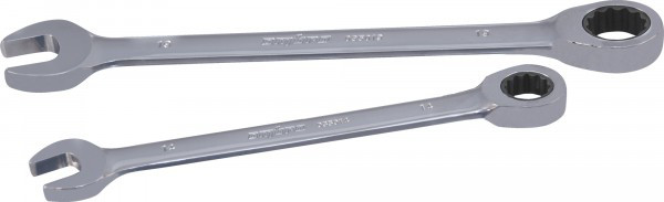 035010 Ключ гаечный комбинированный трещоточный SNAP GEAR, 10 мм
