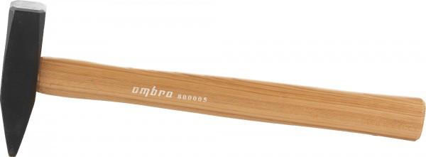 800003 Молоток с деревянной рукояткой 300 гр.