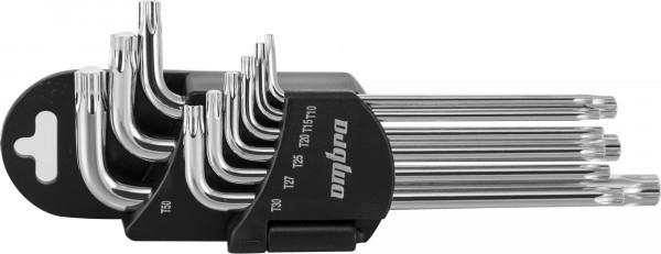 953009 Набор ключей торцевых TORX Т10-T50, 9 предметов