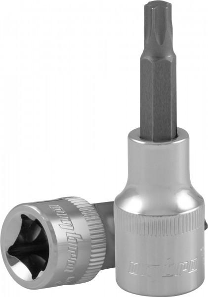 """121925 Насадка торцевая 1/2""""DR с вставкой-битой TORX, Т25, 100 мм"""