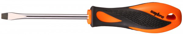Отвертка стержневая шлицевая BASIC, SL4х100 мм 504100