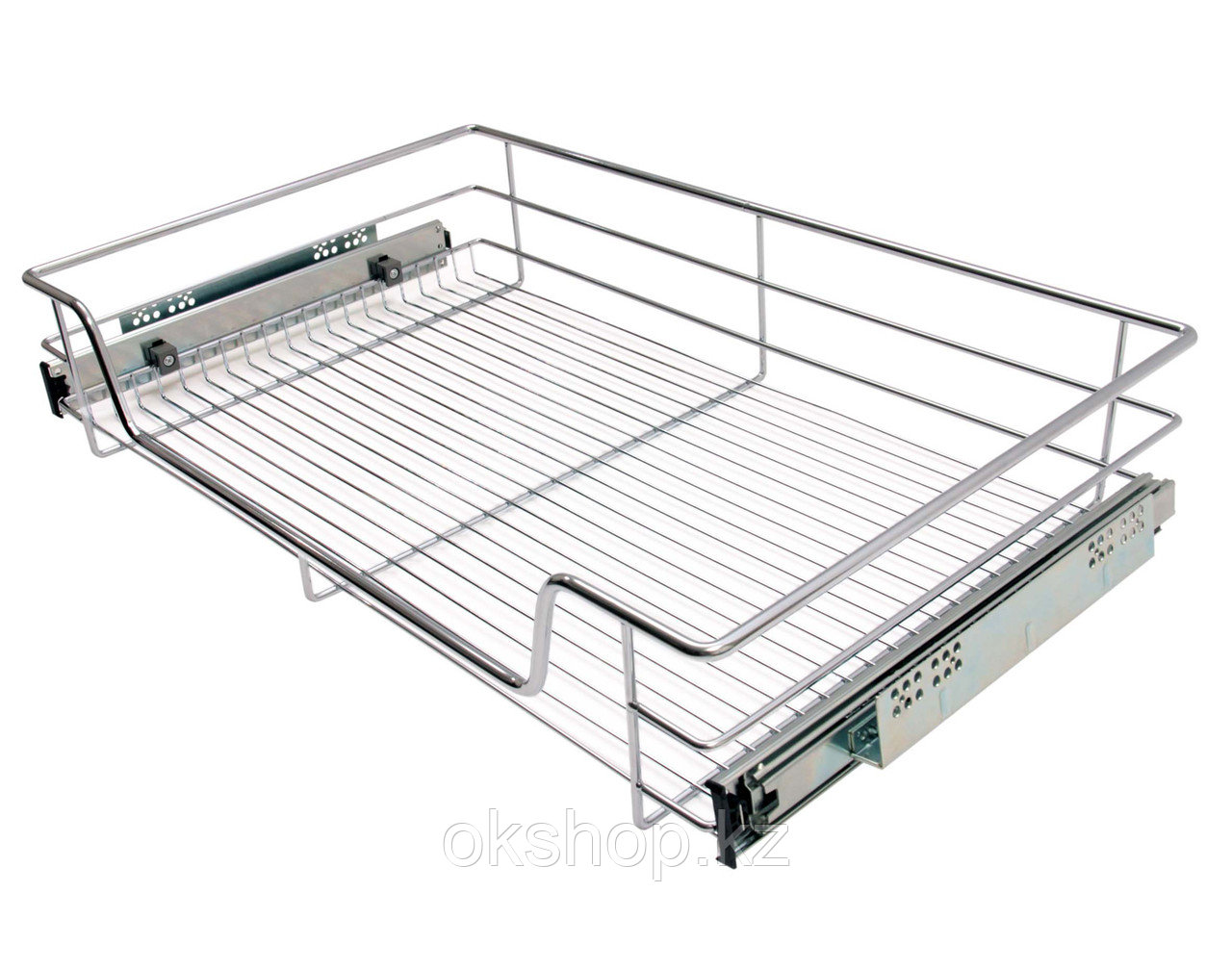 Корзина-сушка для посуды, корзина для шкафа купе KRS04/1/1/800