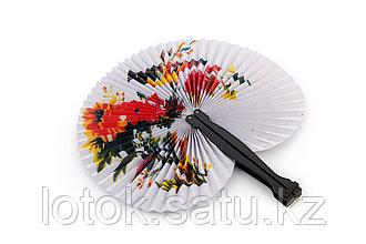 Веер складной «Цветение сакуры»