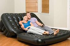 Надувной диван 5 in 1 Sofa bed, фото 3