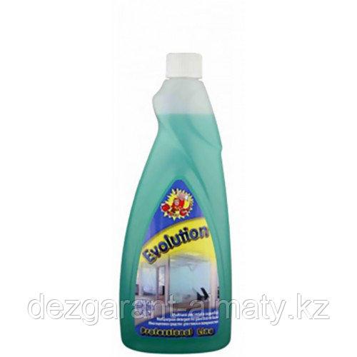 Очиститель для стекол на основе аммиака Chem-Italia Cristall