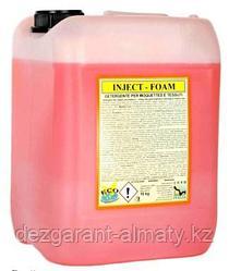 Очиститель для ковров и обивки мягкой мебели Chem-Italia Inject Foam