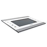 SL-07IP Видеодомофон с переадресацией на смартфон серебро+белый, фото 3