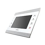 SL-07IP Видеодомофон с переадресацией на смартфон серебро+белый, фото 4