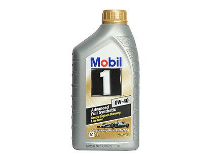 Моторное масло Mobil 1 0W-40 1L