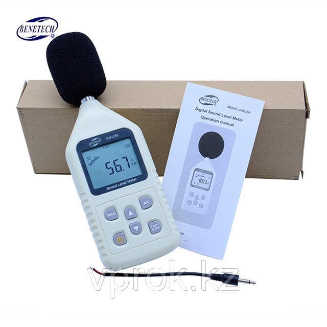 Шумомеры (приборы для измерения уровня звука)