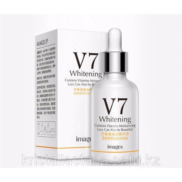 Витаминная сыворотка для глубокого увлажнения и омолаживания «BIOAQUA» V7 Contains Vitamins Moisturizing Lazy
