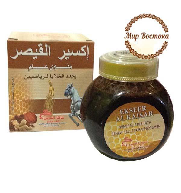 Натуральный иммуностимулятор Ekseer Al-Kaisar