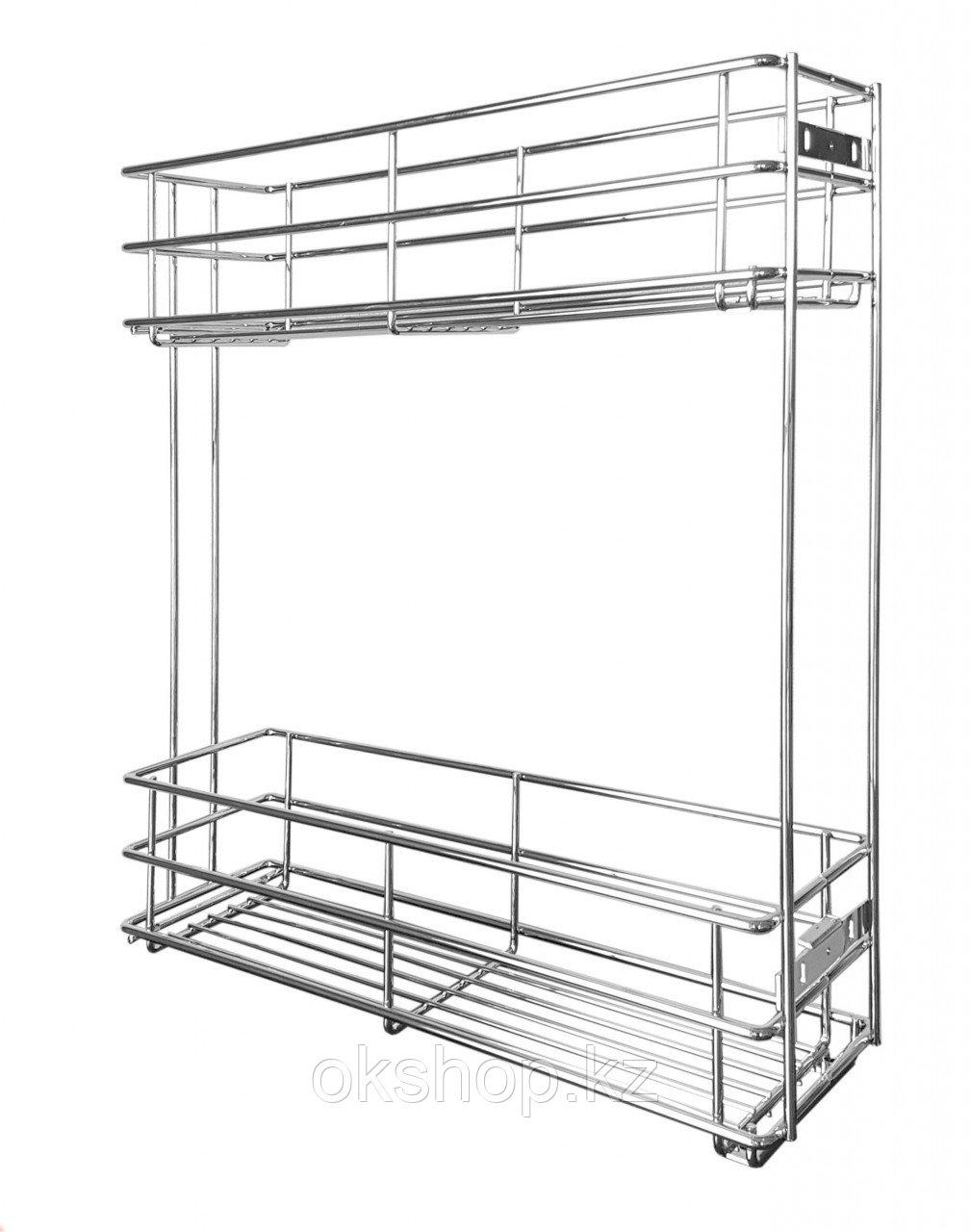 Выдвижная корзина для кухни BELLA KR25/1/3/200/R