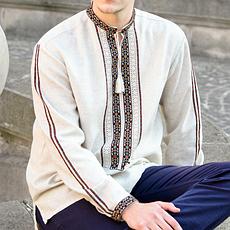 Этническая одежда и обувь мужская