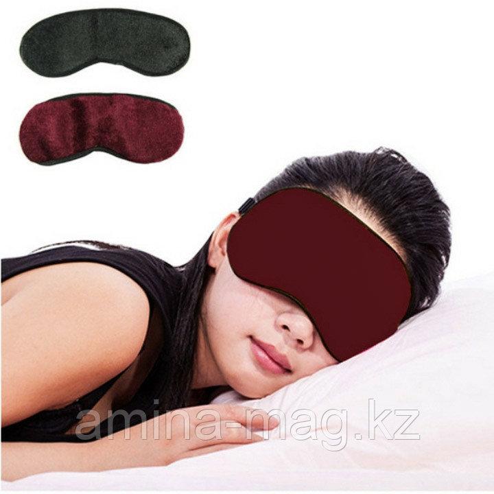 Турмалиновая маска с биомагнитами наглаза