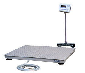 Платформенные весы Hercules 2000 (1,0/1,0м) (2т/1,0кг)