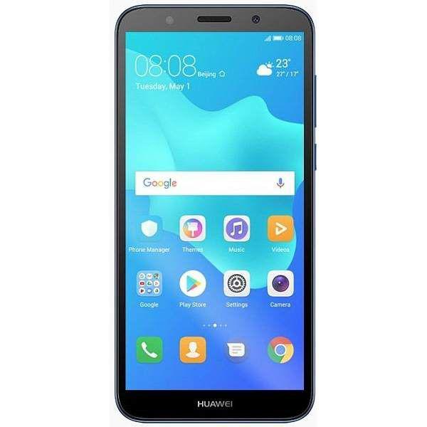 Смартфон Huawei Y5 Prime 2018, синий