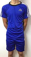 Форма футбольная Adidas (синяя)