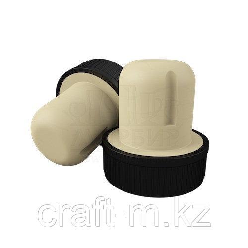 Пробка Т-образная полимерная комбинированная 29*10*19мм - 25шт