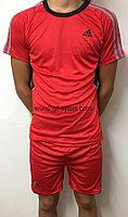 Форма футбольная Adidas (красная)