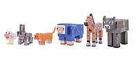 """Minecraft 16588 Набор из 6 фигурок """"Прирученные животное"""""""
