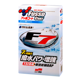 Защитное покрытие для кузова автомобиля для светлых авто Fusso 7 Months, SOFT99