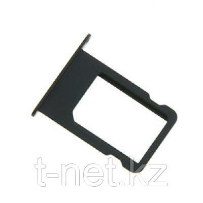 Сим держатель IPHONE 5G, черный цвет