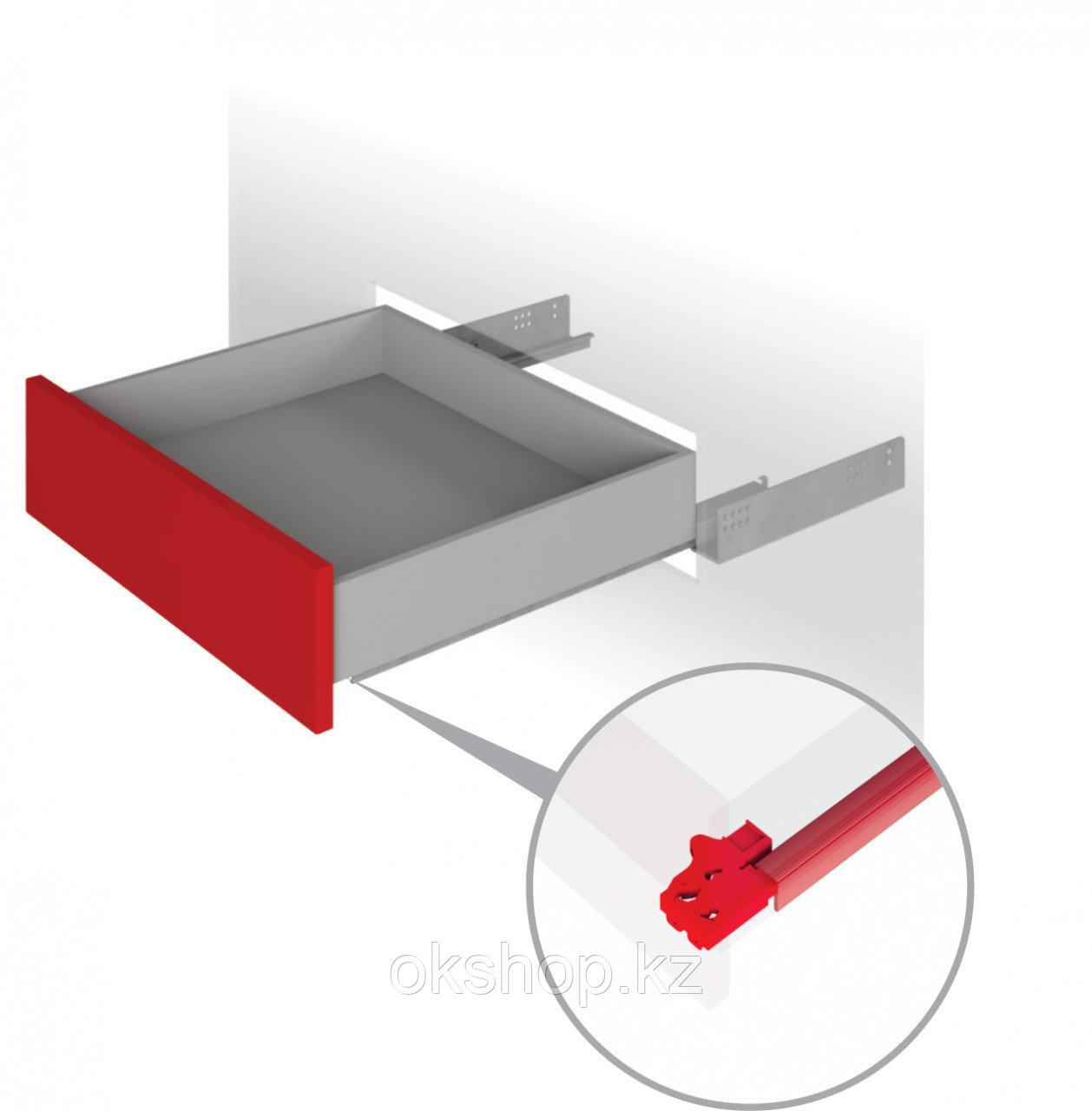 Направляющие механизмы скрытого монтажа push-to-open DB4465Zn/400