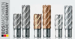 Фрезы для сверлильных станков диаметр 12mm-100mm, длина 55mm, BDS‑Maschinen