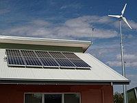Автономная гибридная (ветро-солнечная) электростанция на 53 кВт/день (10,1 кВт/час), фото 1